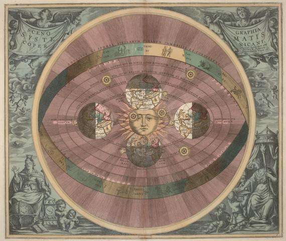 古希腊天文学家阿里斯塔克斯在公元前3
